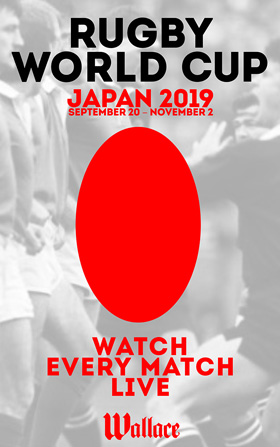 Rugby World Cup 2019 Wallace Lyon France Japan